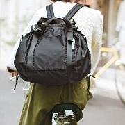 【Kraso】レレジかご用バッグがスマートに変身! ビッグなリュック・3名/モニター・サンプル企画