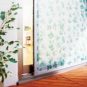 株式会社フェリシモの取り扱い商品「貼るだけでさわやかなグリーンカーテンに変身 網戸シート」の画像