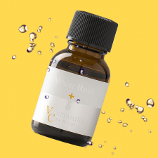 アンドシーム株式会社の取り扱い商品「ホワイトラッシュVセラム30 ビタミンC誘導体を30%配合 高濃度美容液」の画像