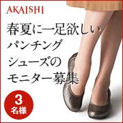 「【発売前先行モニター】見た目も機能も涼やかなパンチングフラットのモニター募集!」の画像、株式会社AKAISHIのモニター・サンプル企画