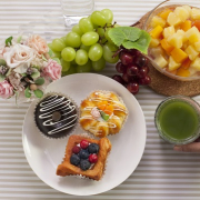 「【メールでOK♪】夏レシピ募集☆フルーツ青汁を使ったお菓子・料理大募集!!」の画像、株式会社pacrelのモニター・サンプル企画