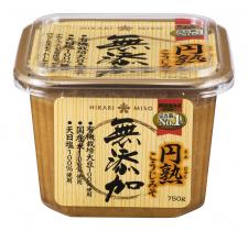 ひかり味噌株式会社の取り扱い商品「無添加 円熟こうじみそ 750g」の画像