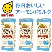 「【マルサン】毎日おいしいアーモンドミルク 24名様【Instagram】」の画像、マルサンアイ株式会社のモニター・サンプル企画