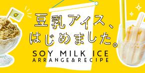 マルサン豆乳アイス