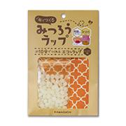 株式会社KAWAGUCHIの取り扱い商品「布でつくる みつろうラップ 布地みつろうセット」の画像