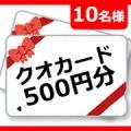 500円クオカード10名様プレゼント♪ニキビに悩む方へのカンタンアンケート第7回/モニター・サンプル企画