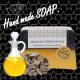 【ごわつく夏肌をすっきり洗おう】アルガンオイル&ガスールクレイのハンドメイドソープ/モニター・サンプル企画