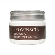 株式会社ペリカン石鹸の取り扱い商品「プロバンシア フレグランスボディクリーム(アーモンドの香り)」の画像