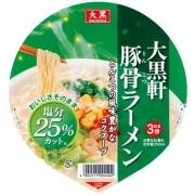 「【大黒食品工業】大黒軒減塩25%シリーズ!風味豊かなスープがうまうま♪」の画像、株式会社アビリティジャパンのモニター・サンプル企画