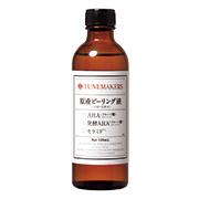 原液を混ぜて作ったふき取り化粧水「原液ピーリング液」