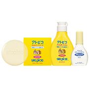大島椿株式会社の取り扱い商品「アトピコ 3点セット」の画像