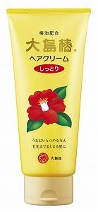 大島椿株式会社の取り扱い商品「大島椿ヘアクリーム しっとり」の画像