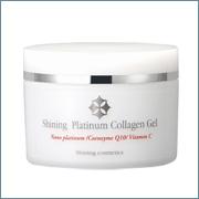 シャイニング化粧品の取り扱い商品「シャイニングプラチナコラーゲンゲル」の画像