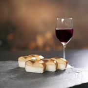 ワインとベストマッチ!桜チップ香るオリーブオイルかペッパーで召し上がる洋風鯖寿司