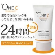 株式会社セレブの取り扱い商品「+OneC(プラワンシー) BB+CCクリーム(ファンデーション)現品」の画像