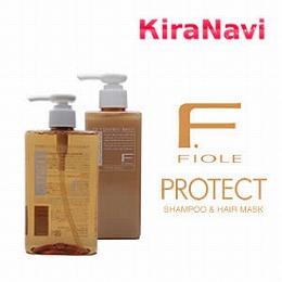 FIOLE (フィヨーレ)Fプロテクト ヘアシャンプー& ヘアマスク