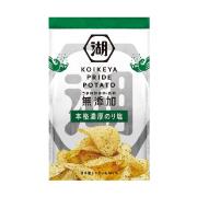 株式会社湖池屋の取り扱い商品「KOIKEYA PRIDE POTATO 本格濃厚のり塩」の画像
