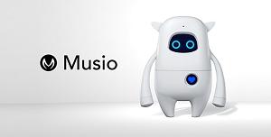 英語学習に最適なAI(人工知能)搭載ロボット「Musio」