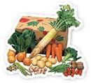 有機・低農薬野菜の宅配【らでぃっしゅぼーや】