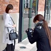 第7弾バッグ財布靴の撮影モデル募集♪ブランド様よりモニター品進呈【撮影神戸】