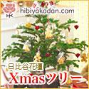 【日比谷花壇】クリスマスツリー特集