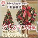 日比谷花壇クリスマス特集【hibiyakadan.com】