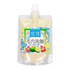 株式会社しまのやの取り扱い商品「琉球さっぱり毛穴洗顔」の画像