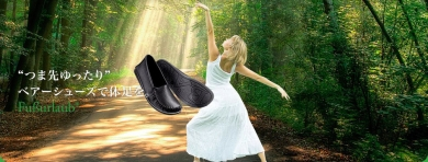 ドイツ発 楽な靴ベアー