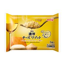 株式会社明治の取り扱い商品「明治 濃厚チーズリゾット」の画像