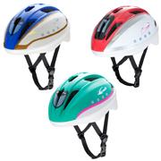 「【モニター募集】新幹線のヘルメットで安全・楽しく、のりもの遊び!」の画像、アイデスのモニター・サンプル企画