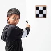 「【ファミリーで遊んでインスタでポスト・投稿してください!】ニンスポの「ニンジャトレーナー」で #宅トレ にチャレンジ!」の画像、アイデス株式会社のモニター・サンプル企画