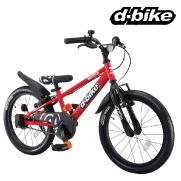 アイデスの取り扱い商品「D-Bike MASTER V(16か18サイズ、カラーは4種類から選べます)」の画像
