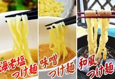 1,000円ぽっきり☆選べるつけ麺お試しセット【常陸麺づくり本舗なかはし】