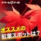 イベント「【カキコミ】 ☆ドリームメールより☆ オススメの紅葉スポットは??」の画像
