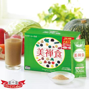 【ドクターシーラボ】マイナス3kg!新しい自然派ダイエット美容食 『美禅食』