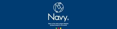 毎日のスタイルにハッピーを。『Navy』