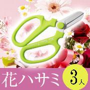 【3名様に花ハサミをプレゼント】スパッと切れて手入れも簡単!花のある暮らしを応援