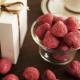 【アンジェ】サクッとクリーミー!?不思議食感「ホワイトいちごチョコ」プレゼント♪