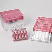 株式会社アクシージアの取り扱い商品「アクシージア ヴィーナスレシピ AGドリンク プラス 20ml×5本」の画像