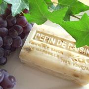 南仏産マルセイユソープ グレープシードオイルの香り