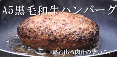 A5和牛100%ハンバーグ-特選松阪牛専門店やまと