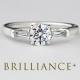 イベント「婚約指輪ランキングからお好みの指輪を選んで、ダイヤモンドネックレスを当てよう!」の画像