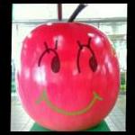 りんご婦人