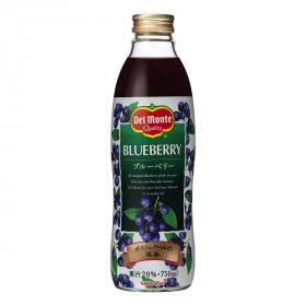 「デルモンテ ブルーベリー20%(キッコーマン飲料株式会社)」の商品画像