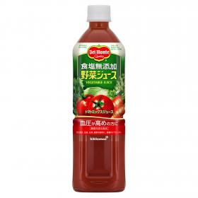 「デルモンテ 食塩無添加野菜ジュース 900g(キッコーマン飲料株式会社)」の商品画像