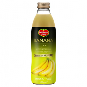 キッコーマン飲料株式会社の取り扱い商品「デルモンテ バナナ26%」の画像