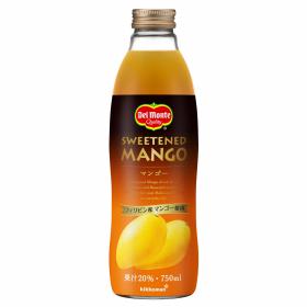 「デルモンテ マンゴー20%(キッコーマン飲料株式会社)」の商品画像