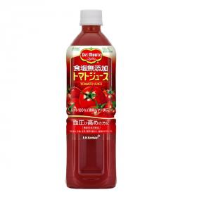デルモンテ 食塩無添加トマトジュース 900gの商品画像