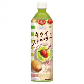 「デルモンテ HEALTHY GARDEN キウイストロベリー(キッコーマン飲料株式会社)」の商品画像