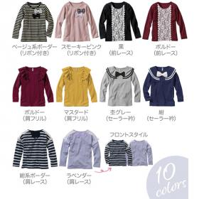 「キッズ選べる5タイプ♪長袖トップス(株式会社ニッセン)」の商品画像の4枚目